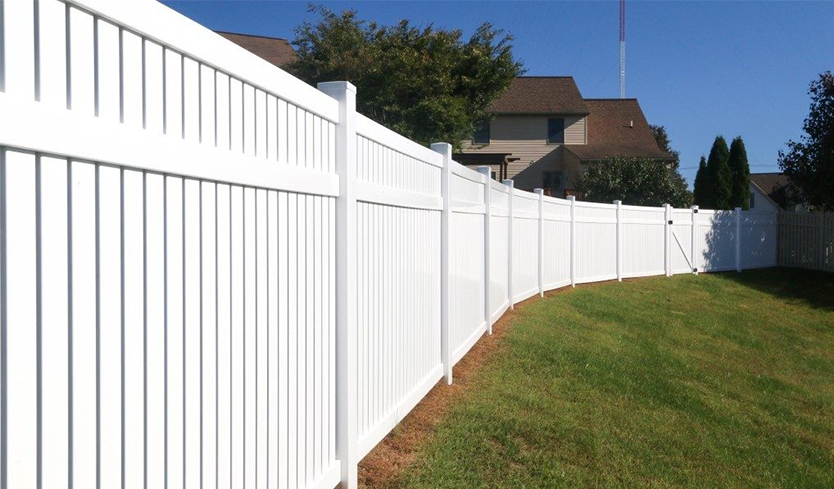 Why Select Wooden Fence for Your Property?