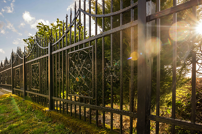 Why a Wrought Iron Fence?